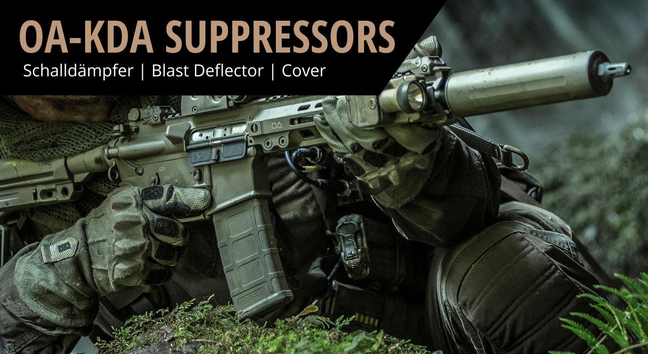 OA-KDA Suppressors