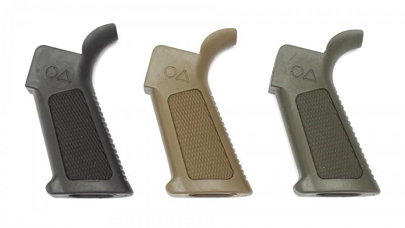 OA Beavertail Grip, 3 Farben
