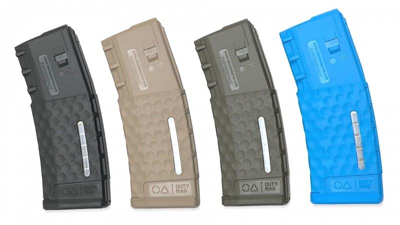 OA Duty Mag 5.56x45/.300BLK, 4 Farben (Verkauf nur an Behörden oder Export)