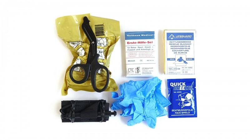 OA Trauma KIT individual first aid kit IFAK
