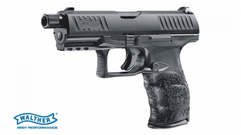"PPQ M2 Tactical 4,6"" | .22 l.r., SD-Lauf 1/2"" x 28 TPI, 12 Schuss"