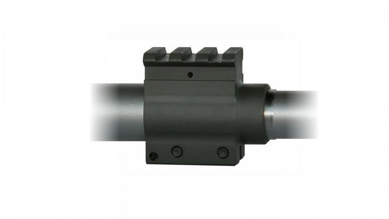 Gas Block Picatinny Profil, HB, Aluminium