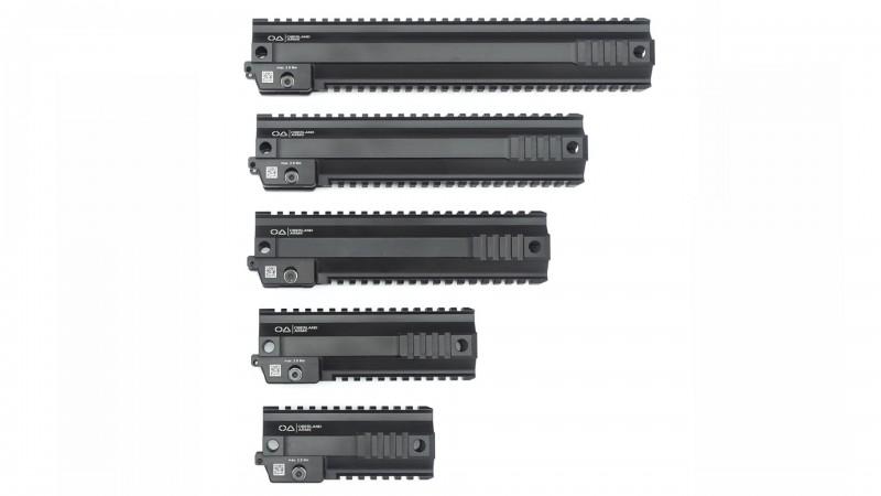 OA Modular Sporting Rail Handguard / Handschutz, 5 Größen