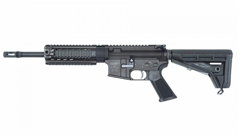 "OA-10 M10, 10,7"", Geissele M-LOK Handguard 7"" MK-4, OA M4-Schaft, Geissele 2-Stage Abzug, MFD, BUIS"