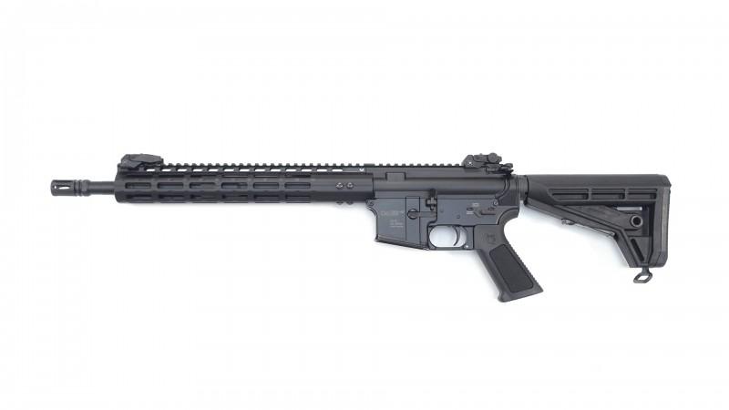 "OA-15 M4, Lauf 14,5"",BL M-LOK Handguard 13"" slim, OA M4-Schaft, BUIS, MFD"