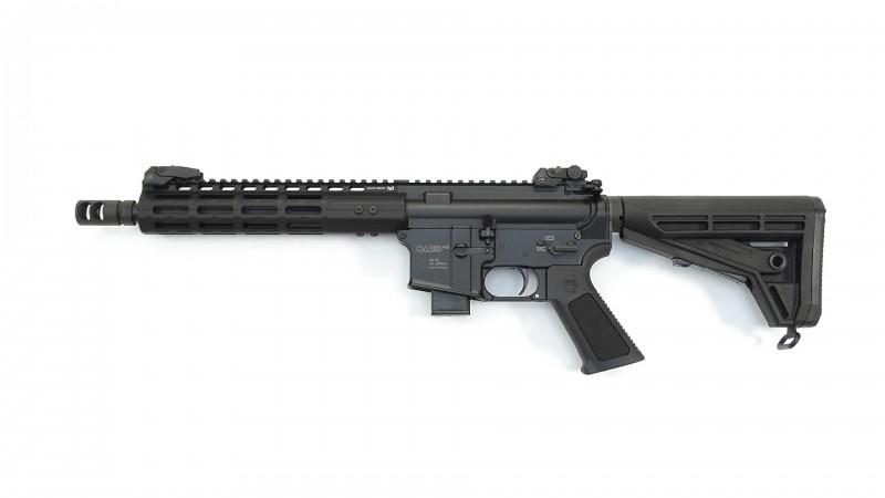 """OA-15 C9, 10,5"""", BL M-LOK Handguard 9"""" slim, OA M4-Schaft, BUIS"""
