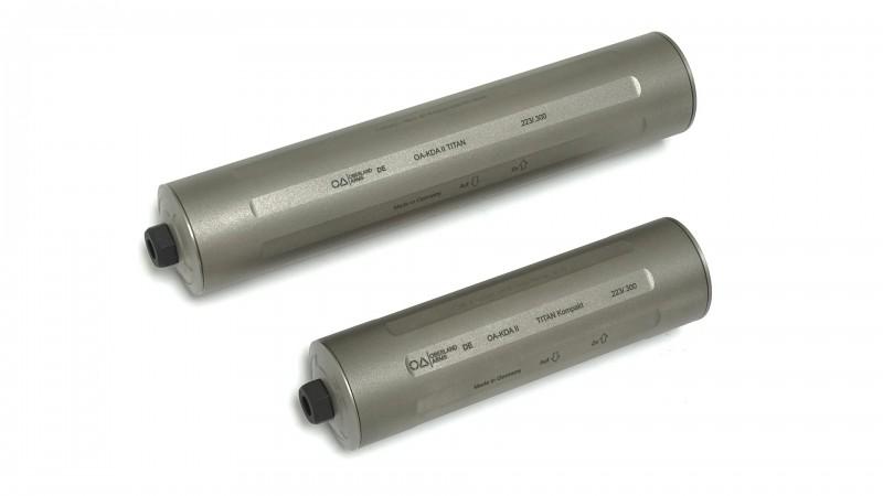 OA KDA II Titan Standard/Kompakt .223Rem./.300BLK inkl. Mündungsfeuerdämpfer