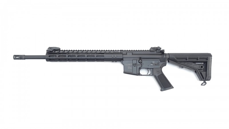 "OA-15 M5, Lauf 16,75"",BL M-LOK Handguard 13"" slim, OA M4-Schaft, BUIS, MFD"