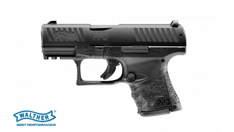 "PPQ M2 Subcompact 3,5"" | 9 mm x 19, schwarz, PS"