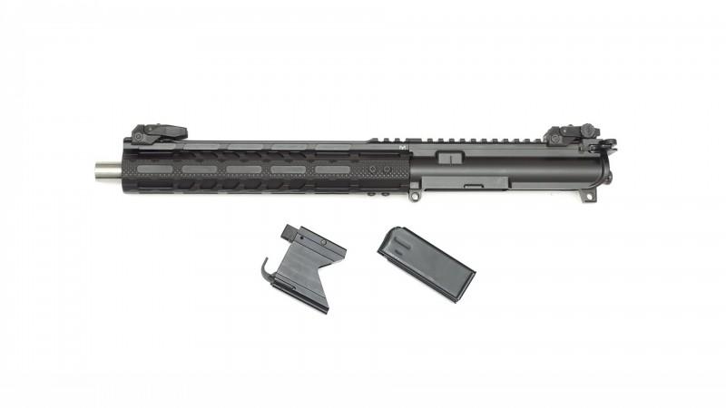 """Wechselsystem M9 Short, Lauf 12"""", 9mm Luger"""