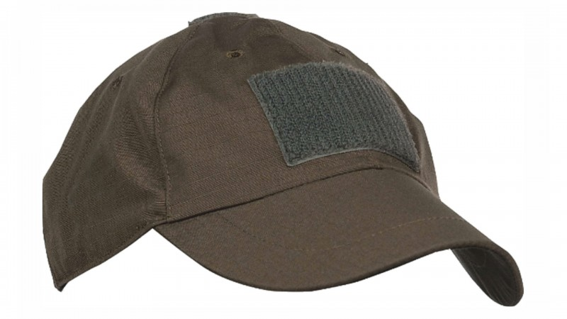 Oberland Operator CAP | Steingrau-Oliv | 2 Größen