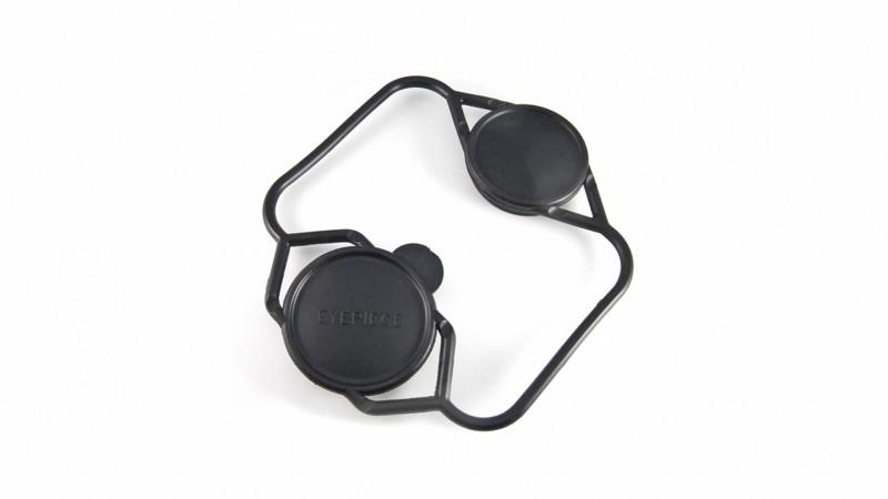 Bikini-Style Lens Cover 1/4x, black - Bestellung nur auf Anfrage