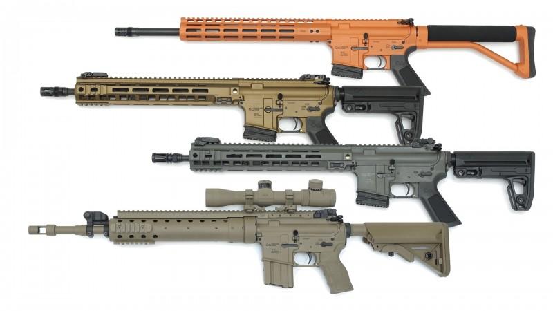 Cerakote Waffenbeschichtung bei nachträglich angelieferten OA-Waffen