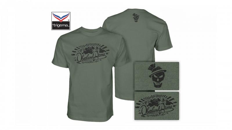 T-Shirt | Sunrise SEPP | Oliv | 5 Größen