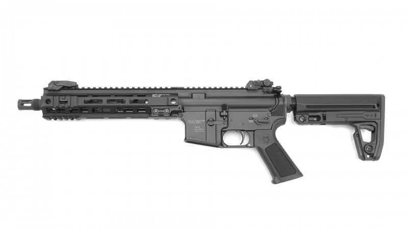 "OA-15 SL10, Lauf 10"", Geissele M-LOK Handguard 9,5"" MK-4, OA M4-Leichtschaft, MFD, BUIS"