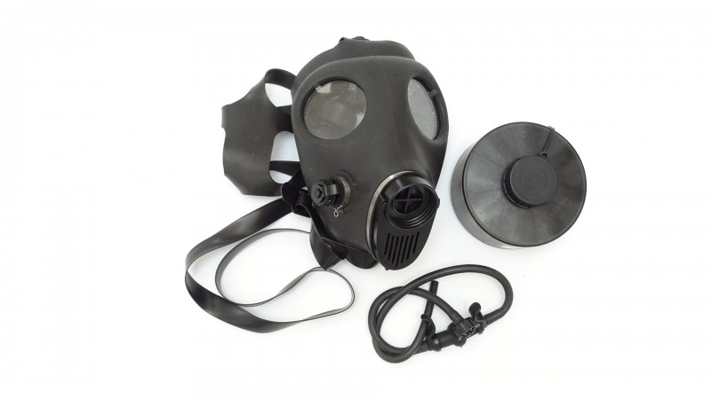 Israelische ABC Schutzmaske