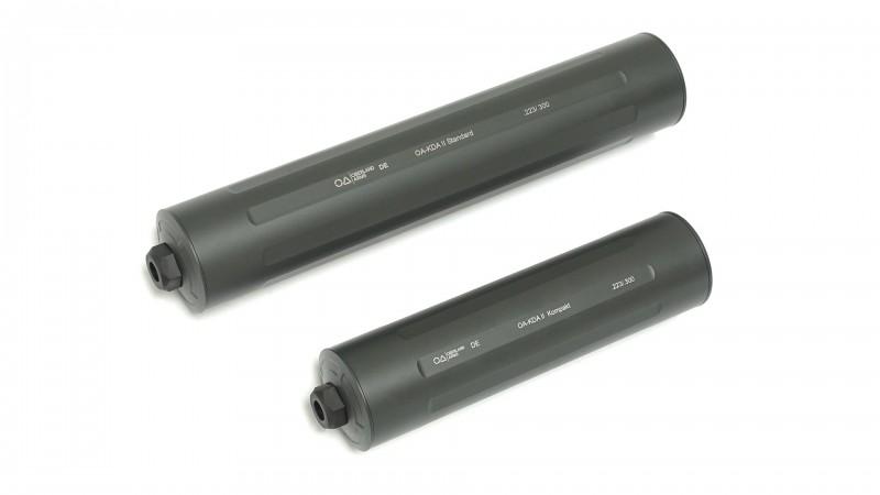 OA KDA II Stahl Standard/Kompakt .223Rem./.300BLK inkl. Mündungsfeuerdämpfer
