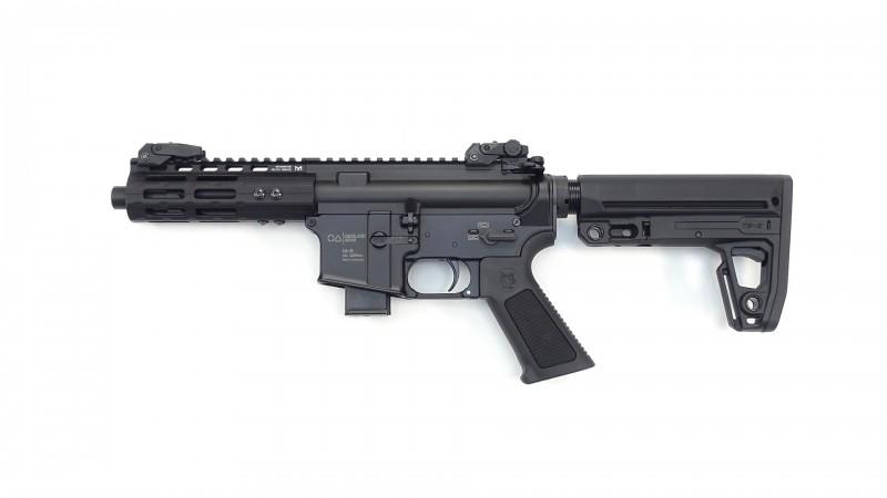 """OA-15 P9, 7"""", BL M-LOK Handguard 7"""" slim, OA M4-Leichtschaft, BUIS (Kurzwaffe)"""