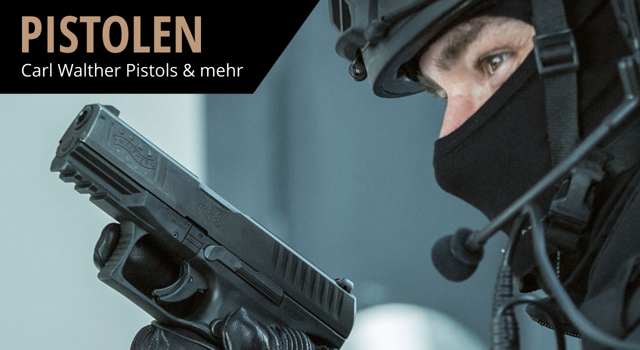 Carl Walther Pistolen