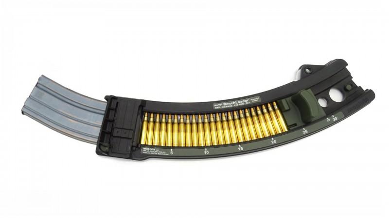 Ladebrett für alle OA-15 / M4 Magazine 5.56x45mm, Range Bench Loader, Maglula